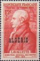 [Day of the Stamp - Previous Issue of 1945, Lavalette, Overprinted