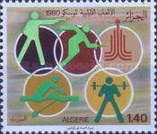 [Olympic Games - Moscow, USSR, Typ RO]