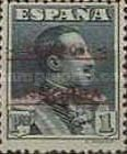 """[Spanish Postage Stamps Overprinted """"CORREOS - ANDORRA"""", type A10]"""