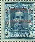 """[Spanish Postage Stamps Overprinted """"CORREOS - ANDORRA"""", type A8]"""
