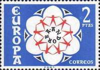 [EUROPA Stamps, type AP]