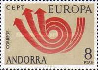 [EUROPA Stamps, type AQ]