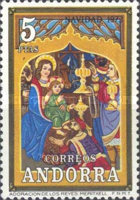 [Christmas Stamps, type AS]
