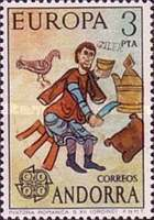 [EUROPA Stamps - Paintings, type BA]
