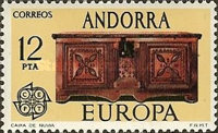 [EUROPA Stamps - Handicrafts, type BH]