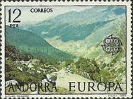 [EUROPA Stamps - Landscapes, type BN]