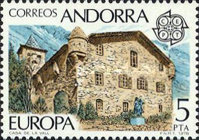 [EUROPA Stamps - Monuments, type BU]