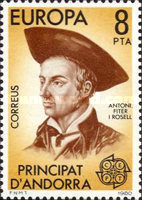 [EUROPA Stamps - Famous People, type CK]
