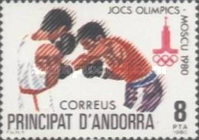 [Olympic Games - Moskow, USSR, type CN]