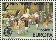 [EUROPA Stamps - Folklore, type CR]
