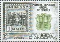 [National Stamp Exhibition, type DE]