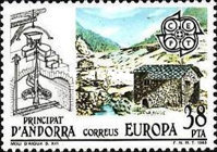 [EUROPA Stamps - Inventions, type DM]