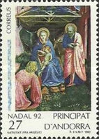 [Christmas Stamp, type FT]