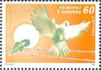 [EUROPA Stamps - Peace and Freedom, type GG]