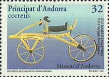 [Historical Bicycles, type GO]