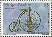 [Historical Bicycles, type GU]