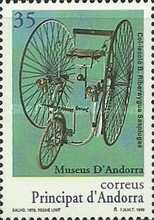 [Historical Bicycles, type HA]