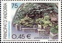 [EUROPA Stamps - Water, Treasure of Nature, type HR]