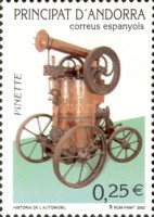[History of the Automobile, type ID]