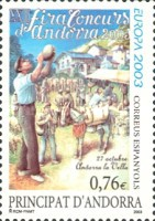 [EUROPA Stamps - Poster Art, type IL]