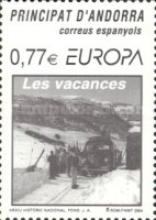 [EUROPA Stamps - Holidays, type IT]