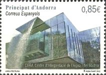 [Interpretation Centre for Water and Madriu, type LM]