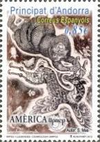 [America UPAEP - Myths and Legends, type LR]