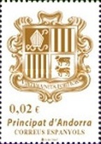 [Coat of Arms - Definitive Stamps, type MF1]