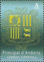 [Coat of Arms of Andorra, type OA]