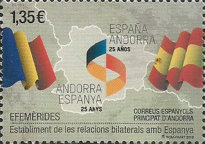 [The 25th Anniversary of Bilateral Relations with Spain, type OH]