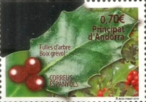 [Flora - Common Holly, type OW]