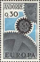 [EUROPA Stamps, type AO]