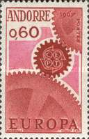 [EUROPA Stamps, type AO1]