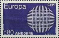 [EUROPA Stamps, Typ BH1]