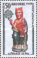 [EUROPA Stamps - Sculptures, type CM]
