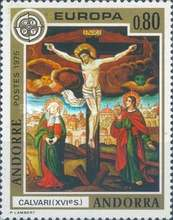 [EUROPA Stamps - Paintings, Typ CS]