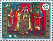 [EUROPA Stamps - Paintings, Typ CT]