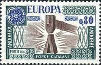 [EUROPA Stamps - Handicrafts, type DC]