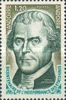 [The 200th anniversary of the American declaration of indepencence, Typ DE]
