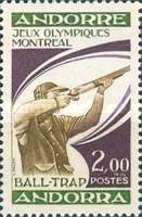 [Olympic Games - Montreal, Canada, type DF]