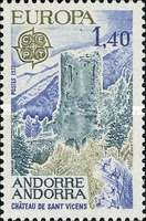 [EUROPA Stamps - Landscapes, Typ DL]