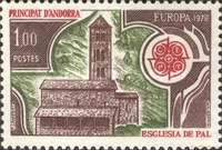 [EUROPA Stamps - Monuments, type DS]
