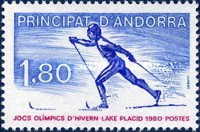 [Winter olympic in Lake Placid, type EG]