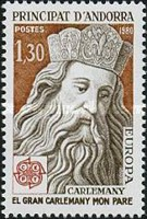 [EUROPA Stamps - Famous People, type EH]