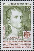 [EUROPA Stamps - Famous People, type EI]