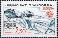 [EUROPA Stamps - Historic Events, type EY]