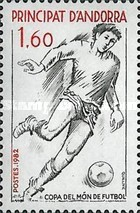 [Football World Cup - Spain, type EZ]