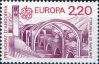 [EUROPA Stamps - Modern Architecture, type GN]