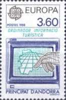 [EUROPA Stamps - Transportation and Communications, type GZ]