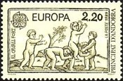 [EUROPA Stamps - Children's Games, Typ HH]